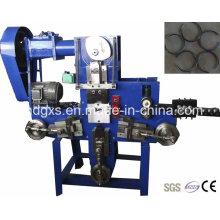 Автоматическая машина для изготовления металлических стопорных колец