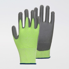 Nylon/Spandex Liner with Nitrile Coated Labor Gloves