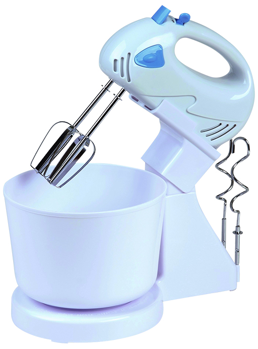 Electric Food Mixer With Bowl