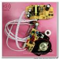 Atomizador recubierto de níquel de alta calidad de 1.7MHz para humidificador