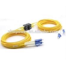Atenuador de fibra óptica 3db ajustable en línea
