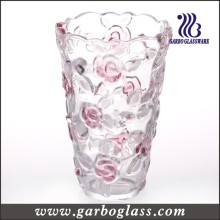 "6"" Colored Glass Vase, Tableware, Decoration, Promotion Gift (GB1515MG/PDS)"