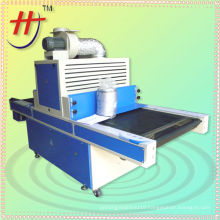 T china manufacture screen printer uv curing machine