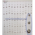 Windows Crystal Glass Faceted Ball Curtain