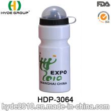 Nuevamente al aire libre BPA botellas de agua de plástico libre de viajes (HDP-3064)