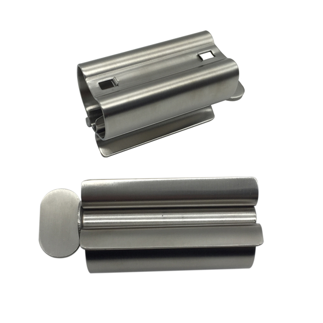Stainless Steel Toothpaste Tube Squeezers For Bathroom2