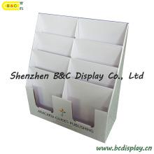 Notebook-Zähler PDQ, Tisch PDQ, Office-PDQ-Display, Display-Ständer (B & C-D032)
