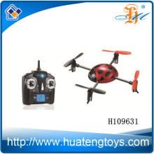 2014 Novo produto 2.4g 4-eixo ufo rc quadcopter aeronaves, rc quadcopter kit H109631