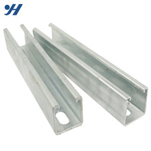 Haute Qualité Chine Promotion JIS Standard Construction Matériau Universal Channel Steel