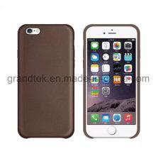 Fabricação para PU de alta qualidade para iPhone 6 capa de couro
