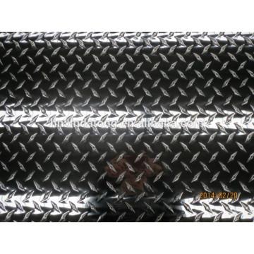 1050 five bars aluminum tread plate manufacturer