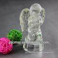crystal glass angel iceberg for christmas gift or home decoration