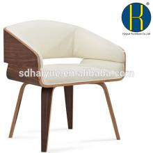 Совещание высокого качества популярные кожаные конференц-стульев для гостей