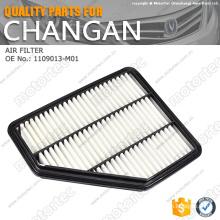 chana CS 75 parts changan auto parts air filter 1109013-M01