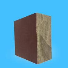 Brown 5mm Phenolic Cotton Cloth Fabric Swatch