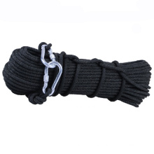 Al aire libre Static auxiliar cuerda de escalada de 8m m, venta al por mayor.