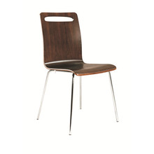 Chaise populaire de cantine de café pour la salle à manger