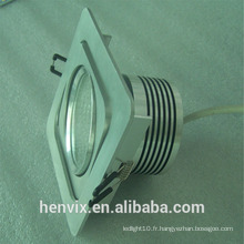 Gimbal rectangular led downlight manufacturer
