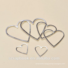 Top love shape picture frames/tag for hot sell