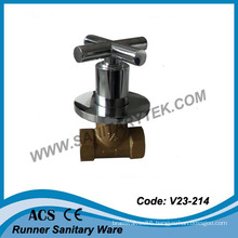 Built-in Brass Stop Valve (V23-211)