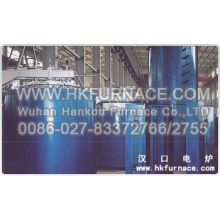 Pit Gas Carburizing Furnace