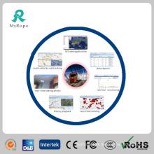 Support de plate-forme de logiciel de suivi GPS Tk103 Tk102 Gt06 Gt02 Meitrack GS102