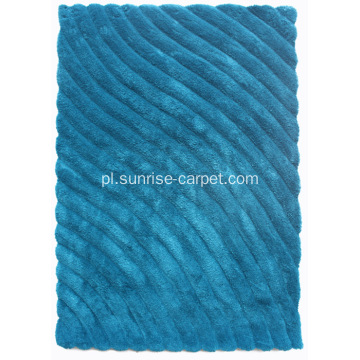 Polyester Shaggy 3D Carpet