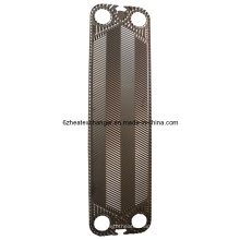 Heat Exchanger Component Plates and Gaskets (equal V110)