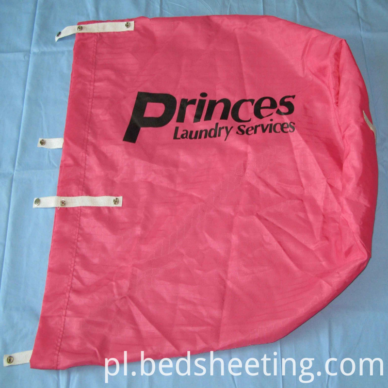 Round Bottom Nylon Laundry Bag