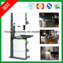 Low Price Mini Band Saw for Hicas Woodworking Machinery