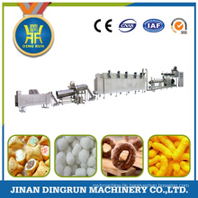 new design puffed snack food processing machinery, shrimp type snack food machine