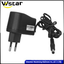 12V1a 12W AC DC Adapter with EU Plug Ce, FCC