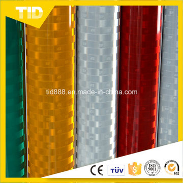 Solid White Retroreflective Tape Comply with Fmvss 108 for Vehicle