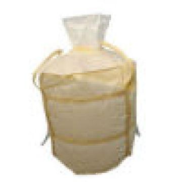 Sac circulaire Big Bag / Jumbo FIBC avec deux ceintures