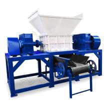 High performance tire rubber shredder machine/iron metal shredder machine