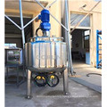 Stainless Steel Tomato Ketchup Machine Ketchup Making Machine/Mixing Tank