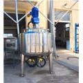 Tanque de mistura líquida com agitador / liquidificador / agitador / misturador