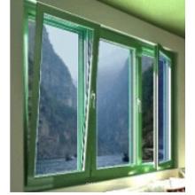 Double vitrage en aluminium et fenêtre à vitre avec meilleur prix