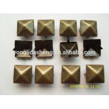 Personnaliser différentes perles de griffe en métal de couleur