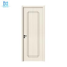 GO-A106 fashion wooden door friendly interior hostel apartment door