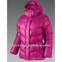 Fashion winter down jacket women