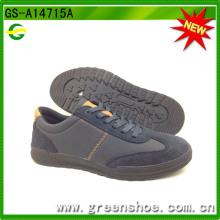 Novos 2015 Moda Men Casual Shoes