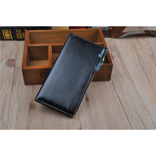 Black card wallet to import for wallet men from China