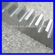 Rack de engrenagem de aço inoxidável HRSY