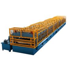 Máquina Formadora de Rolos de Dupla Camada (940mm)