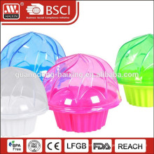 Good quality clear plastic cupcake boxes