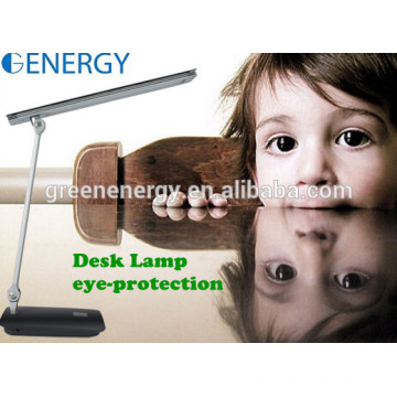 Hecho en China oscurecimiento en tres engranajes led lámpara de mesa, lámpara de lectura led, lámpara de escritorio led y protección ocular