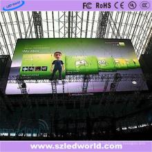 P10 7500CD / M2 farbenreiches Video-Bildschirm-Brett im Freien LED
