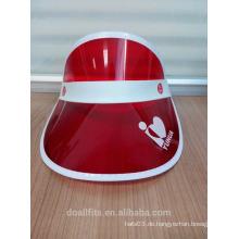 Plastikpaneel mit kundenspezifischem Firmenzeichen PVC-Kappen für kundenspezifische Farbe gebildet im Porzellan