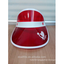 plastic panel with custom logo PVC caps for custom color made in china